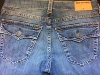 Authentic True Religion Ricky Jeans Size 30