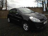 2007 RENAULT CLIO 1.2 EXTREME 3 DOOR **69000** MILES FULL YEARS MOT