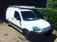 White van (wo)man - budget removals and transport