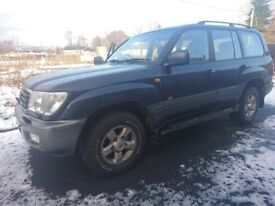 Landcruiser Amazon 100 Series.4.2TD.RARE Coil Spring,So No Drama! Ramp inspec.Available.