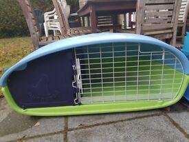 Bunny Pod Guinea pig/ Rabbit Cage