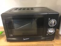 Black Microwave Kettle & Toaster For Sale