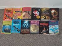 Job Lot Children's Chapter Reading Books X 12
