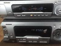 Technics DV290 Stereo System