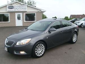 2011 Buick Regal CXL Leather Sunroof
