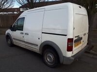 03 reg ford transit connect drive well