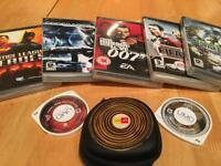 PSP Game Bundle