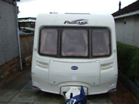bailey caravan for sale