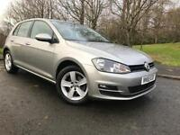 VW Golf 1.6 TDI bluemotion match tech 65 plate