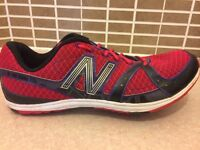 Ladies New Balance running spikes size 7