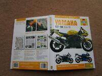 Hayes # 4601 manual - Yamaha YZF-R6 (2003-2005)