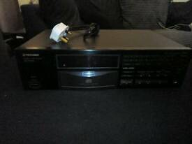 Pioneer pd-7700 compact disc player