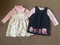 12-18 months baby girls sets