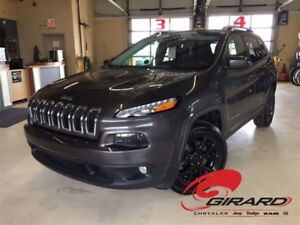 2015 Jeep Cherokee *NORTH*TOIT PANO*V6*4X4*HITCH*PLAN OR*
