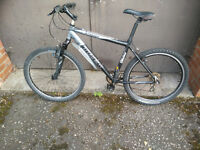 TREK 3900 mountain bicycle with front suspenstion only £90