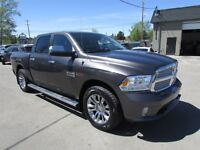 2014 Dodge Ram 1500 LIMITED/ECO-DIESEL/NAVIGATION/LEATHER/TOP-OF