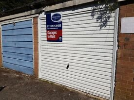Garages for rent: West End Road Mortimer Reading RG7 3TG