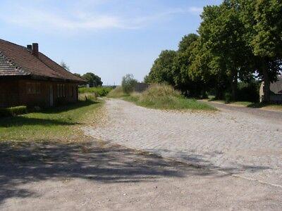 Wohnung mit Güterabteilung u Bunker, Grundstück mit ca. 14.900 m² Nähe Ostsee
