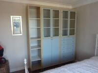 IKEA Tall Cupboard Set
