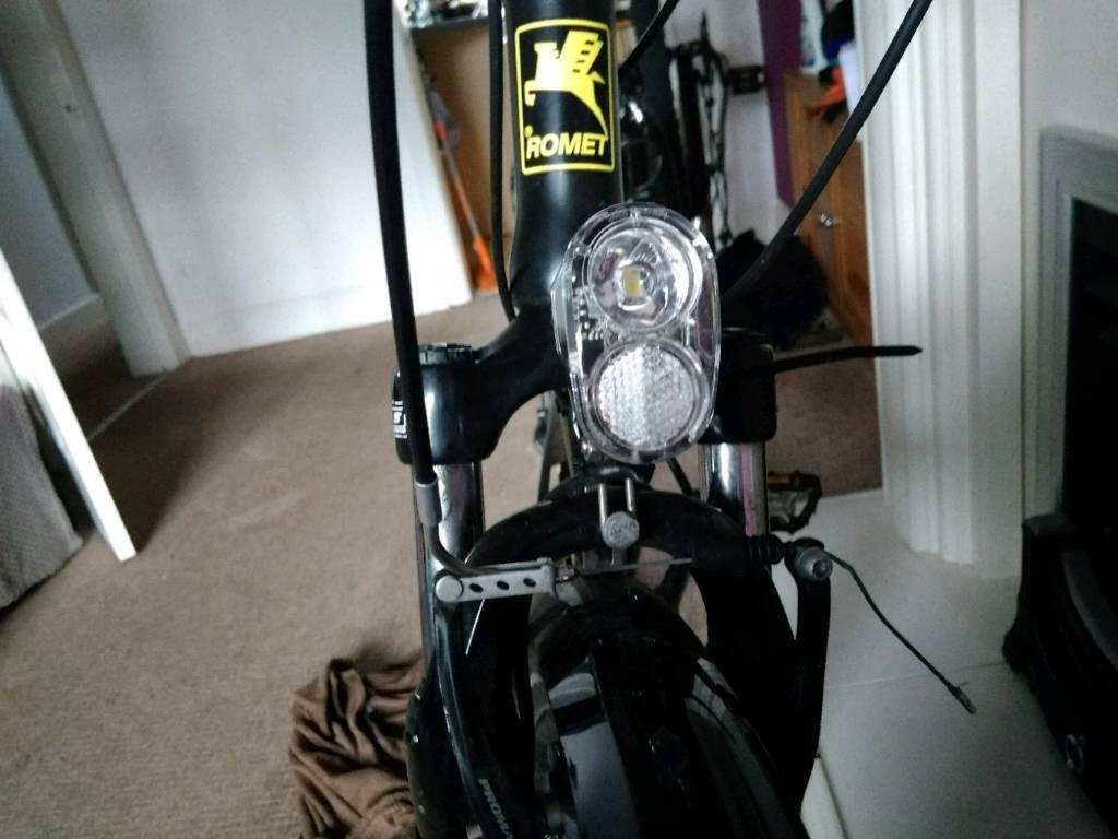 Bike fully functional except rear whell (nead reper) | in Pilton, Edinburgh  | Gumtree