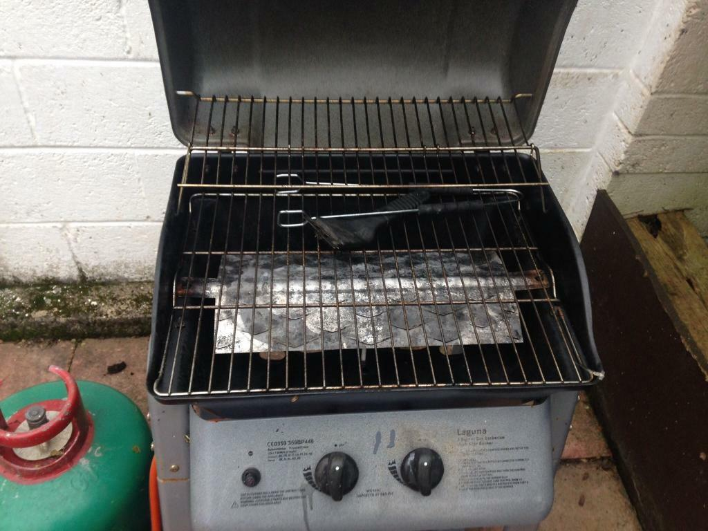 Gas barbecue free