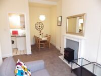 1 bedroom fully furnished 2nd floor flat to rent on Wardlaw Street, Gorgie , Edinburgh