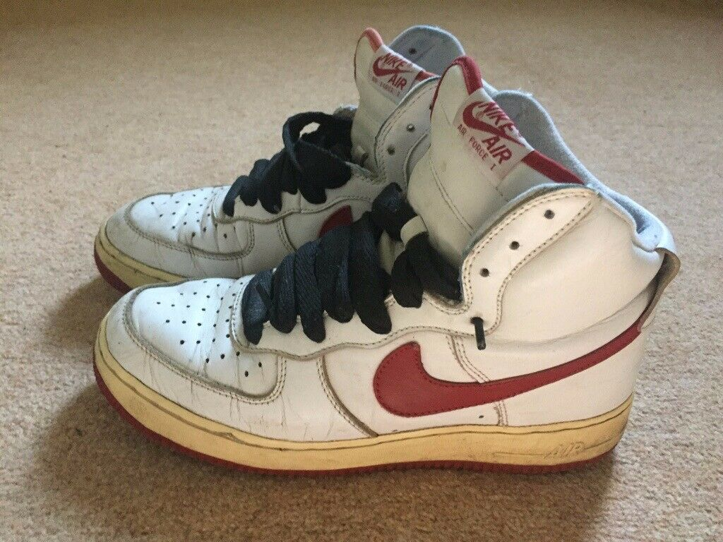 Nike Air Force 1 Men's High Top Trainers Size 8 | in Clifton, Bristol |  Gumtree
