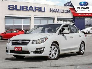 2016 Subaru Impreza 2.0i ACCIDENT FREE | ONE OWNER | AWD