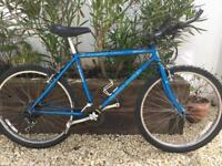 Claud butler 18 inch lightweight bike ride away good condition