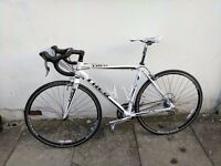 White Trek 1.5 Alpha, Aluminium frame. Good road bike in decent condition.