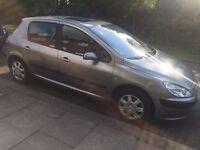 Peugeot 307 1.6 Auto Spares Or Repair