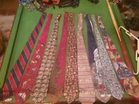 Special Offer- any 3 TIES for 12 pounds (different brands)