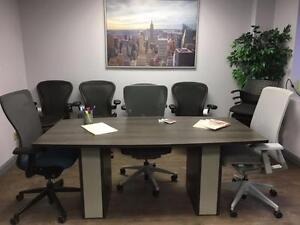 Office Furniture - IOF - Boardroom Table - Office Desk
