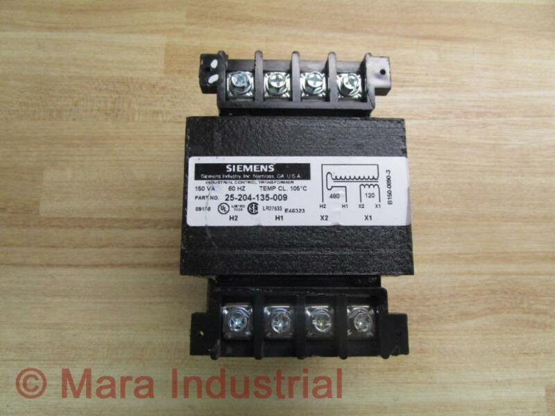 Siemens 25-204-135-009 Transformer