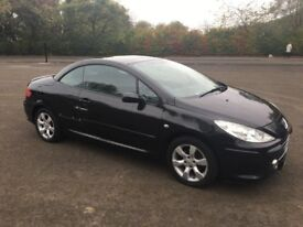 2007 PEUGEOT 307 CC DAMAGE REPAIRABLE