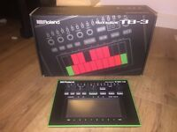 Roland TB3 - Boxed - Barely used