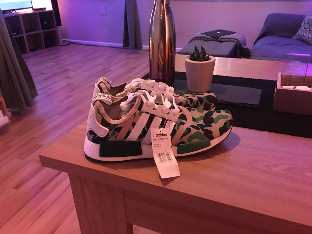 Adidas nmd bape design a newham, londra gumtree