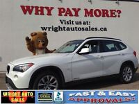 2012 BMW X1 VERY CLEAN MUST SEE| NAVIGATION| BLUETOOTH| 74,381