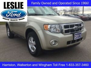 2011 Ford Escape XLT | Local Trade | Heated Seats