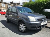 Cheapest 2004 Ford fusion 1.4 diesel 12 monts mot, first £500 takes it.
