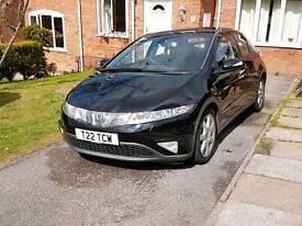 Honda Civic EX 1.8 petrol i-VTEC
