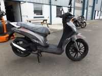 Lexmoto Urban 125 scooter. Ideal commuter or Deliveroo bike. Brand new.