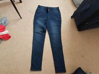 New, never worn stretch jeans