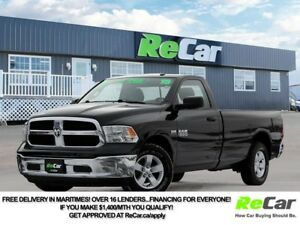 2015 RAM 1500 ST REDUCED | 5.7L HEMI | REG CAB | REMOTE START