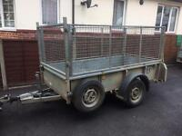 IFOR WILLIAMS KF13 TRAILER