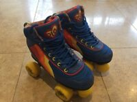 Girls Boys Rio Roller Skates size 3
