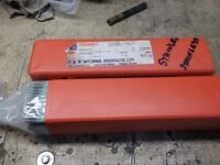 a box of stainless steel welding rods 2.5