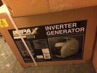 Generator Impax IM 1500 i Inverter Generator