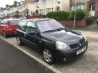 Renault Clio 1.2 low mileage