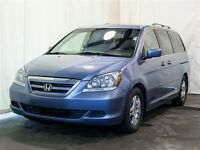 2007 Honda Odyssey EX-L RES Leather Sunroof TV/DVD